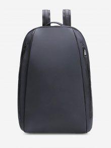 الجبهة زيبس متعددة الأغراض حقيبة كمبيوتر محمول - أسود