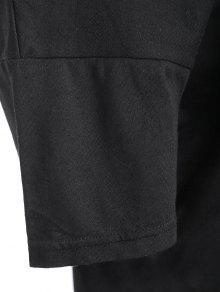 Camiseta Hombros Con Grande Negro 237;os Talla 3xl Fr rrT1xF