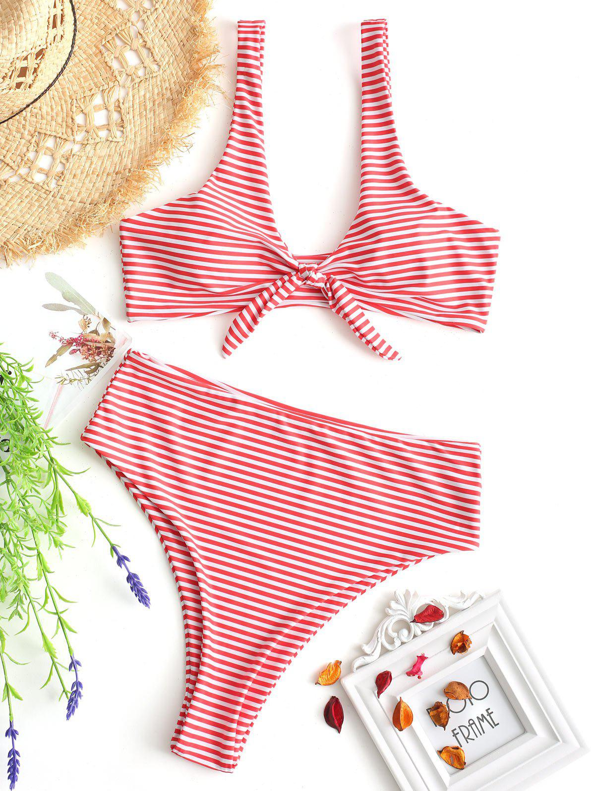 Knotted Striped High C