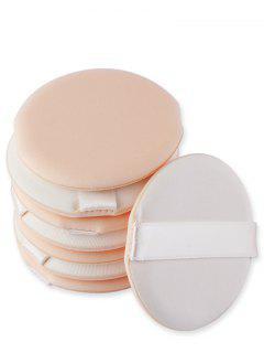 8 Pièces Haute Qualité Ensemble D'Éponges à Maquillage  - Complexion