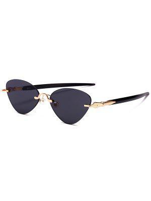 Randlose Katzenaugen-Sonnenbrille