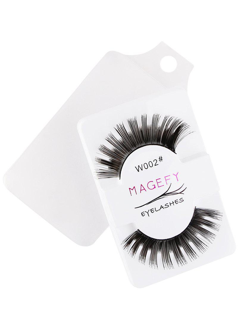 One Pair Thick False Eyelashes Extension 254195401