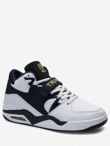 حذاء رياضي بطبعة كتابة - أبيض 44