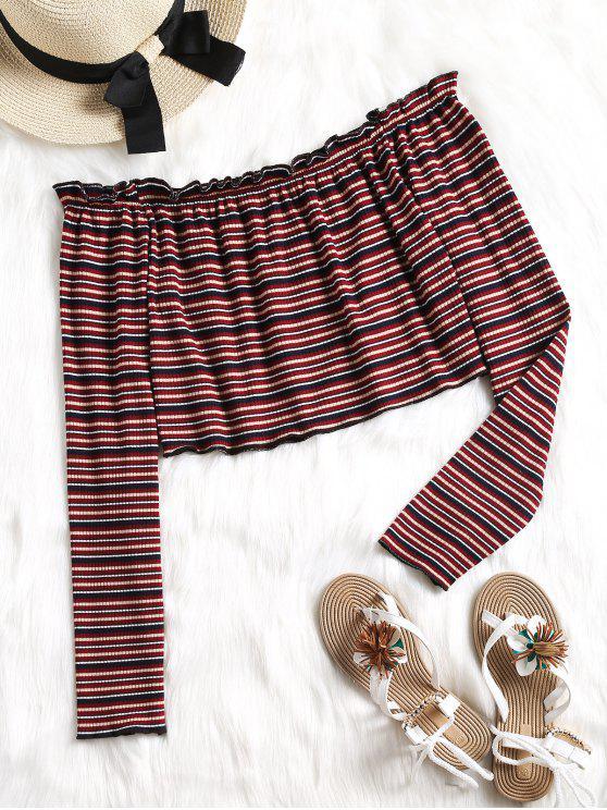 Off Stripes Frilled Stripes - Listras L
