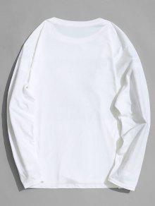 3xl Blanco Camiseta 225;fica De Manga Gr Completa 7FwRwAqY