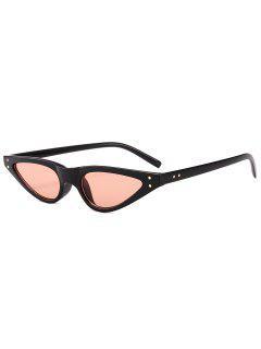 Gafas De Sol Con Montura Antifatiga Y Gafas De Sol - Rosa Luz