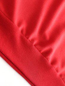 Shoulder Rojo Cold Criss De Camiseta M Cross FqpHWxnX8v