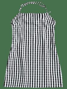 Mini Cuadros Abiertos Comprobado Vestido S De WWrnBfaxS