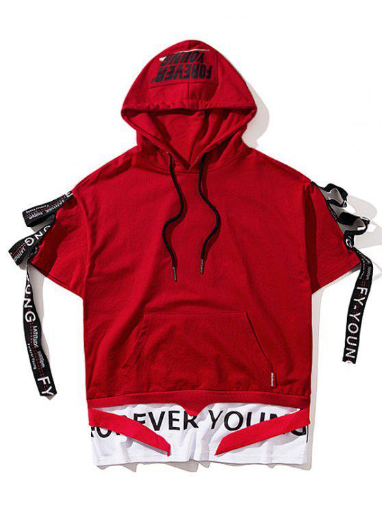 Streetwear hoodie