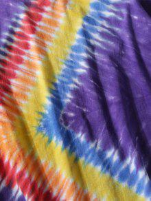 Camiseta Rainbow Tie 250;rpura P Dyed 3xl 4ET7Eqn