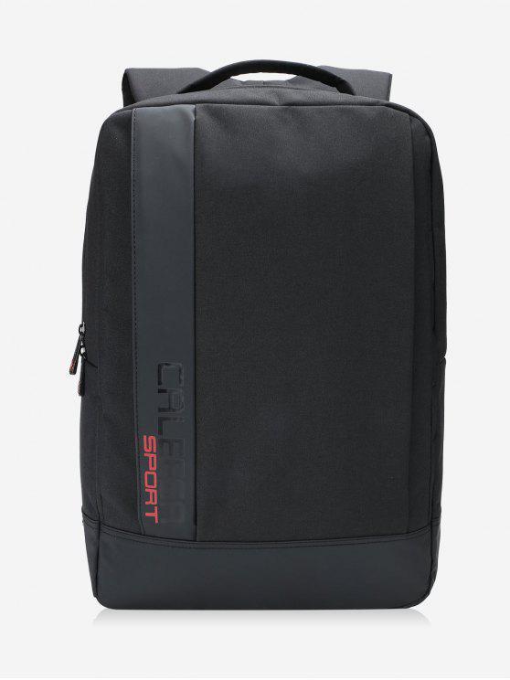 Múltiple mochila al aire libre usado - Negro