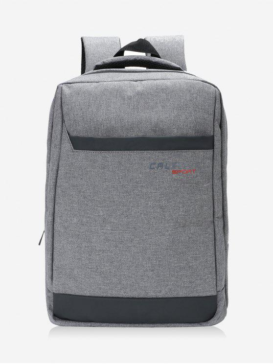 unique Outdoor Casual Camping Backpack - DEEP GRAY