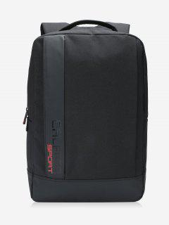 Multiple Used Outdoor Backpack - Black