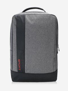 Multiple Used Outdoor Backpack - Deep Gray