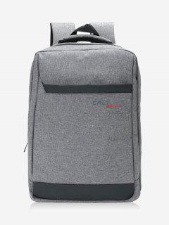 Outdoor Casual Camping Backpack - Deep Gray