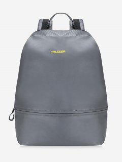 All Purpose Sport School Backpack - Deep Gray