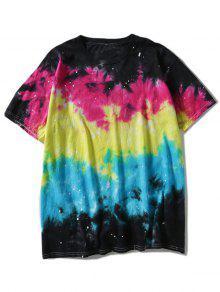 Anudada Te ida Camiseta Colorida 3xl qEwdSaH