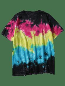 ida Colorida 3xl Camiseta Anudada Te 5nWS58R