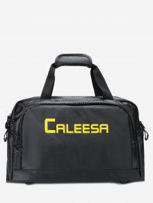 استخدام متعددة حقيبة يد الكمبيوتر مع حزام الكتف - أسود