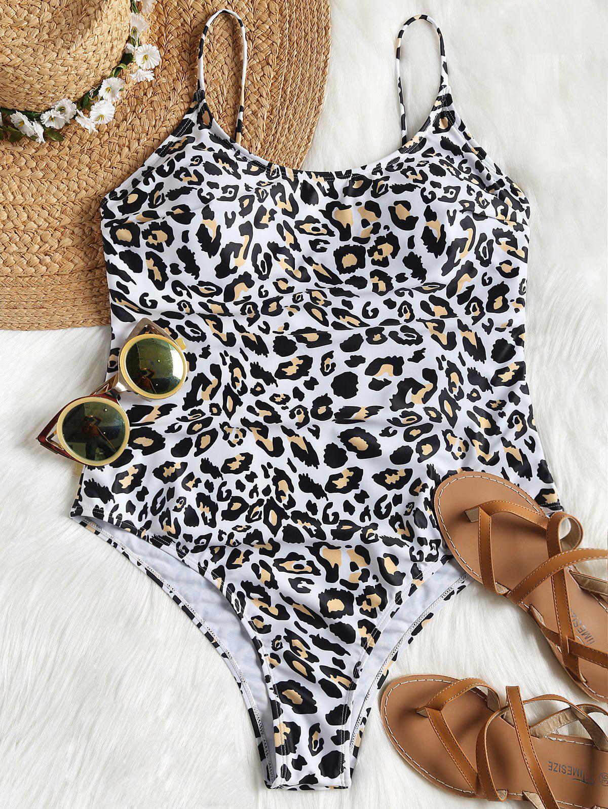 Leopard High Cut Plus