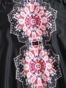 Plus 3xl Mandala Negro Print Size Tankini Set 5nwTa7Yrqw