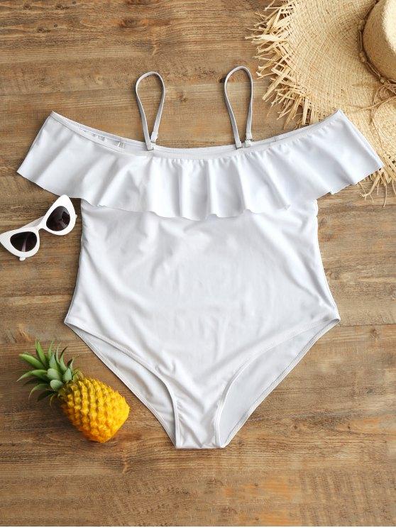 Plus Size Cami Swimwear a balza - Bianca XL