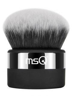 Maquillaje Portátil De Belleza Cepillo Grande De Polvo - Gris