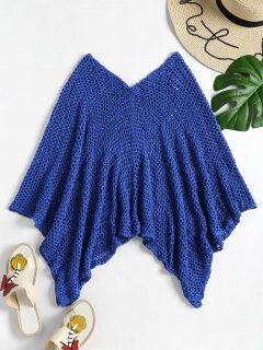 Cape De Plage En Crochet - Royal