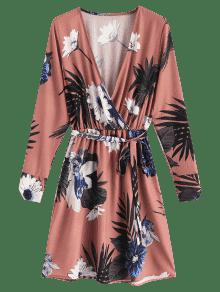 L A Floral Sobrepelliz Dress Line Floral 7wxXqv