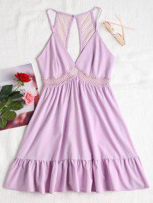 فستان كشكش مصغر - العناقية نبتة معترشة M