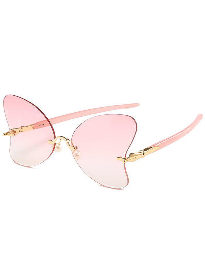 Anti UV Rimless Pearl