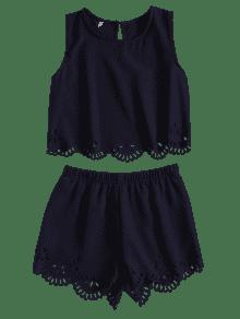 Set Shorts De Con Shorts Y De Corte L 8f8rq1w