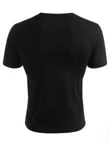 Negro Dreams Electric Camiseta Camiseta M Electric w4xfnY