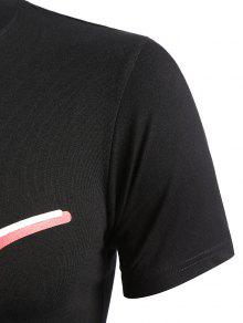 Camiseta Dreams Electric Electric Dreams M Camiseta Negro Negro HHn7WUP