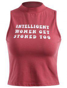 Camiseta Corta Sin Mangas - Arco Rosa S