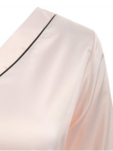 Vestido del sueño de la mancha - Rosa Claro XL Mobile