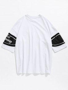 Cordones Blanco Para 237;da Con Sin Hombro Ca Informal S Camiseta 7fqCwO7