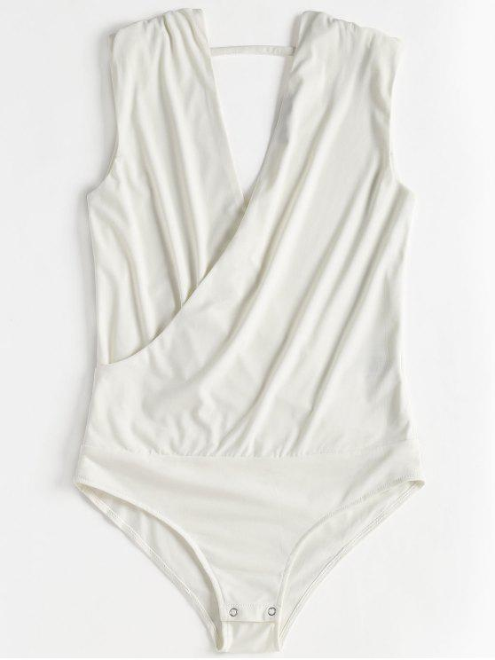 Bodysuit Senza Maniche - Bianca L