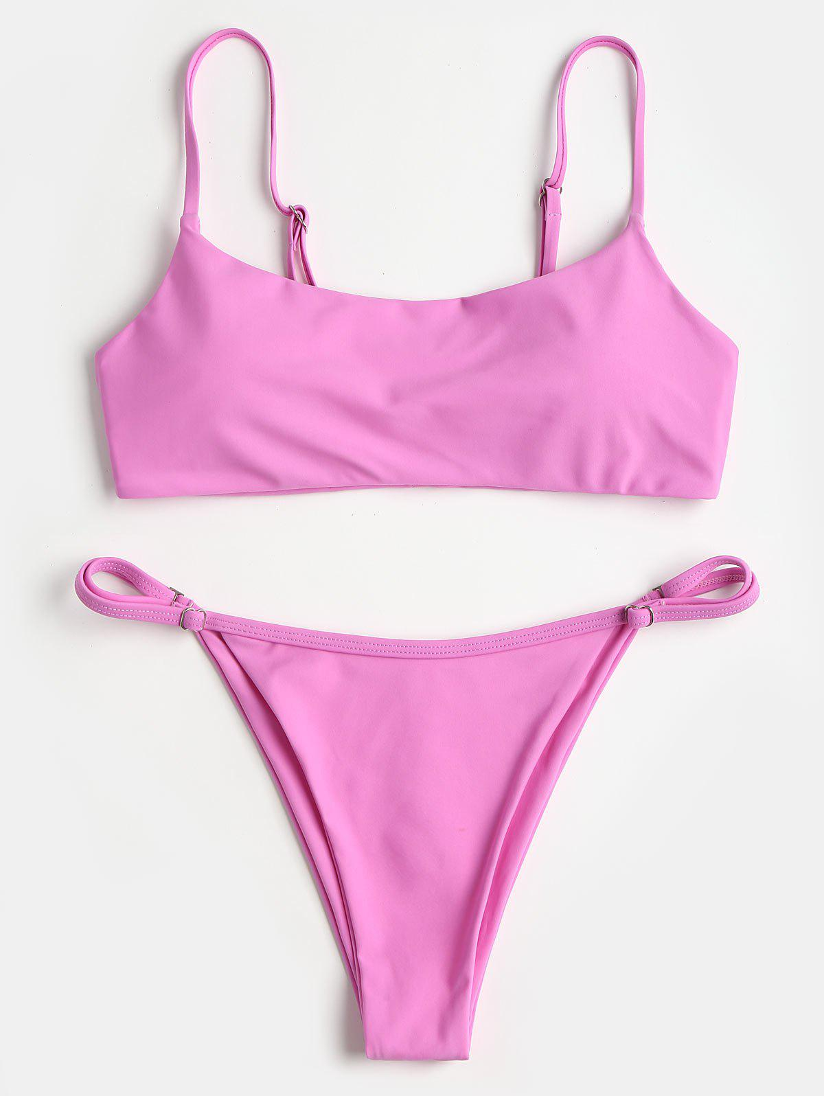 Padded Swim Top and Th