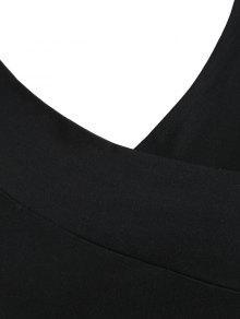 En Negro Redondo De Cuello Liso Color 1x Body nwxgPfqBCS