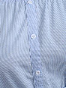 Tama 243;n Azul A De Cintur Gran Claro Rayas o Con 3xl Vestido qUn0xg0