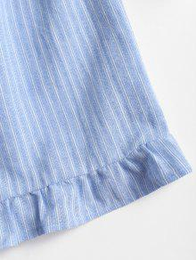 Corto Marino S Descubiertos Y Pantal Azul Conjunto Top De Hombros Con 243;n nUxwfqvwP