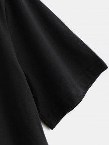 De Camiseta Negro La Avestruz Xl Linda rrTxw5