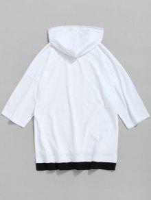 De Ca Con Camiseta Hombros Algod 243;n qBBd14