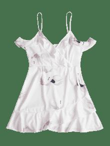 Hombro Fr Mini Bodycon Vestido Mini Vestido Hombro Bodycon Zxq1wfqnd