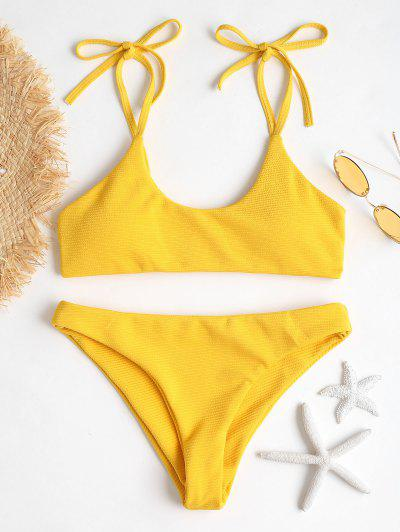 24b1c45a8e8d Yellow Bikini | Yellow Bikini Top, Bottoms And Bikini Set Online | ZAFUL