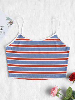 Stripes Cami Top - Multicolor S