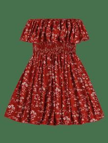 De Tubo Mini Superpuesto S Rojo Superpuesto Cereza Vestido qtq6xnSIE