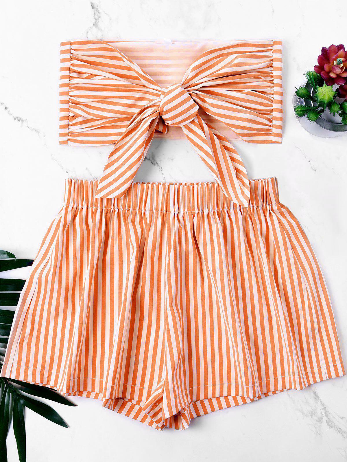 Knot Bandeau Top with