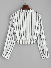 Camisa A Torcida S Blanco Rayas x4pqwxf